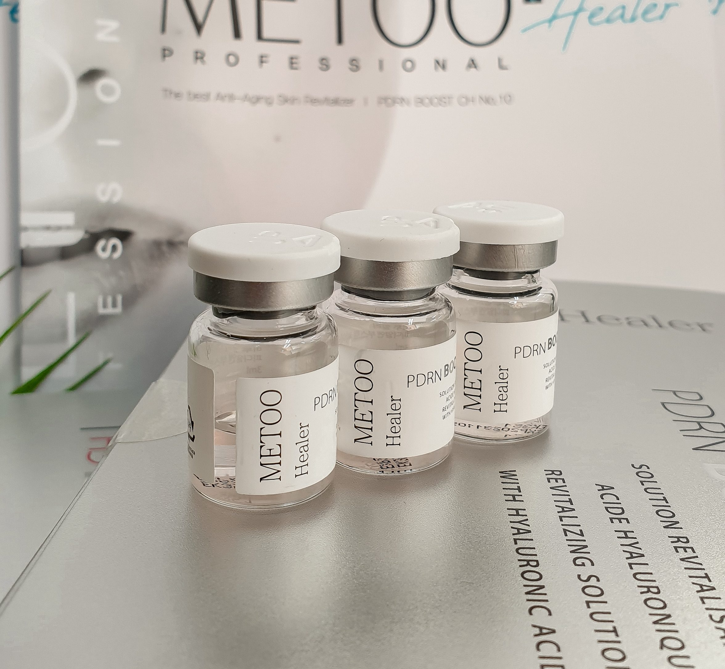 Metoo Healer PDRN Booster made by Maypharm