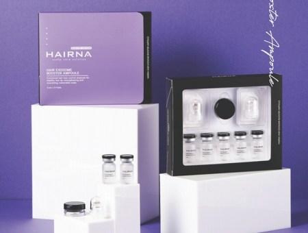 HAIRNA Premium anti-hair loss cosmetics